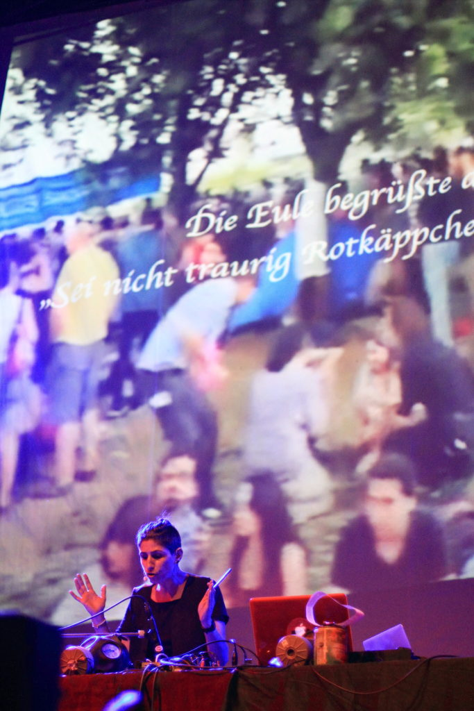 Soundscapes of Resistance mit DJ Ipek