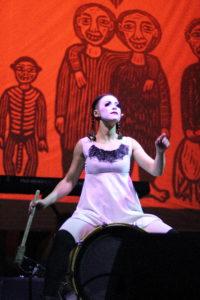 Freak-Kabarett mit Dakh Daughters aus der Ukraine